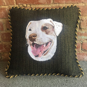 Custom Dog Pillows