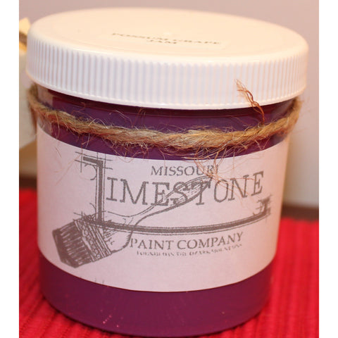 """Possum Grape Jam"" Plaster Paint"