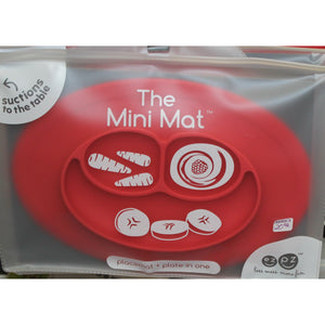 The Mini Mat Red