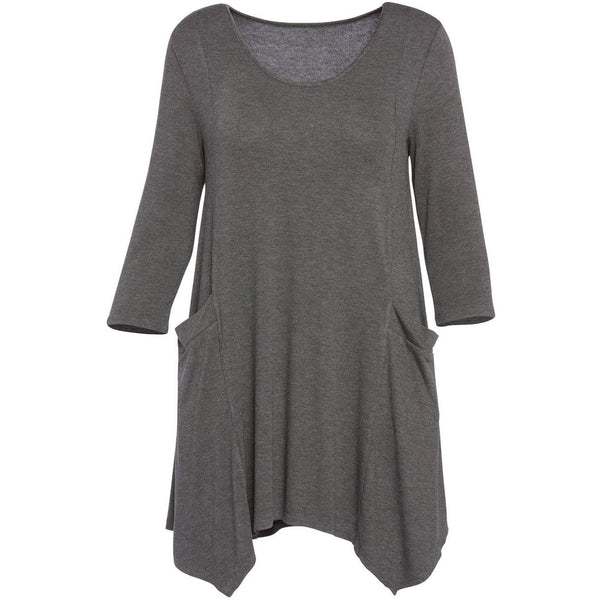 Asymetric Tunic with Pockets