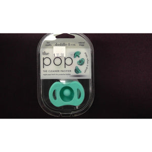 Turquoise Pop Pacifier