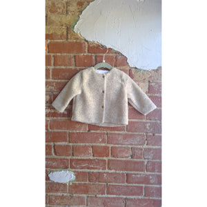 Oatmeal Berber Look Jacket