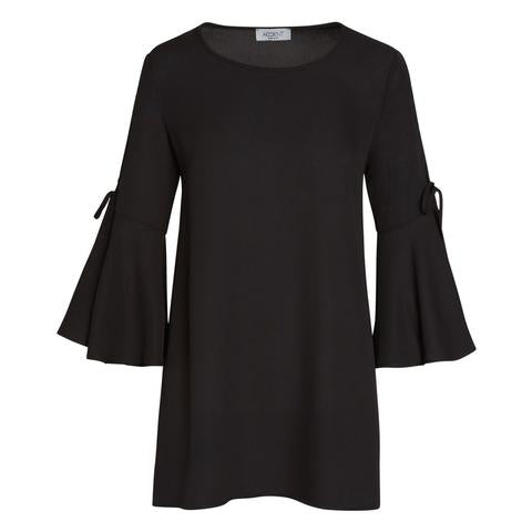 Bell Sleeve with Opening from shoulder to elbow Swing Tunic