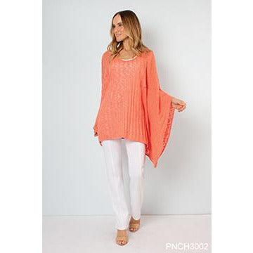 Breathe Easy Hooded Poncho