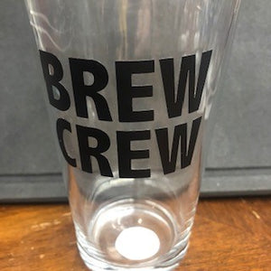 Pint Glasses with Funny Sayings