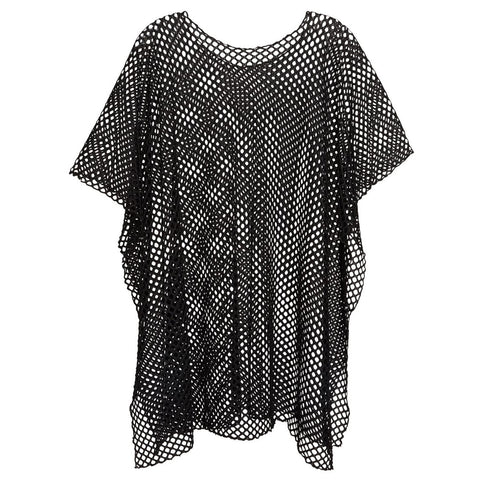 Fishnet Coverup/Top