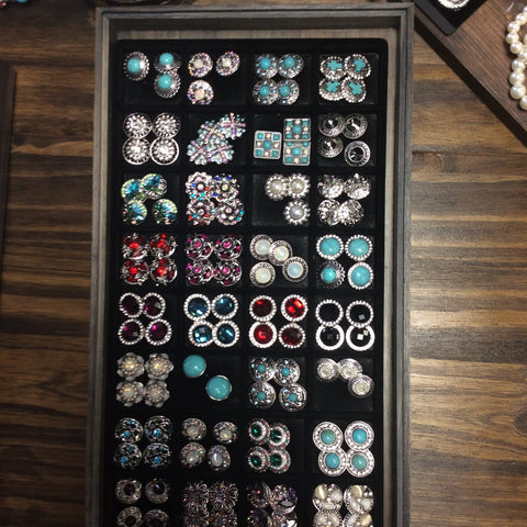 Pearlsnaps Jewelry Snaps