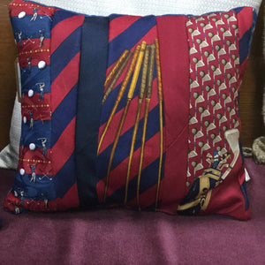 Men's Ties Pillow
