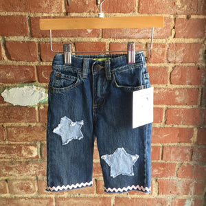 Children's Jeans with stars