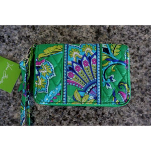 Vera Bradley Wallet with Built In Phone Case