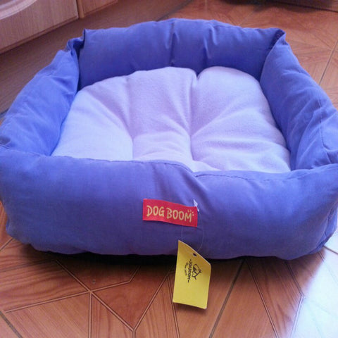 Comfy DOG BOOM Fruit Colours Pet Bed for Puppies, Small Breed Dogs, Kittens & Cats