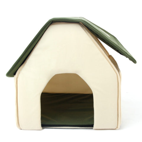 2017 New Arrival Soft Collapsible House & Bed For Pet Dogs, Puppies, Cats & Kittens