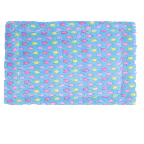 Gorgeous Soft Pet Blanket for your Puppy, Dog, Kitten or Cat - Small / Medium / Large Blue