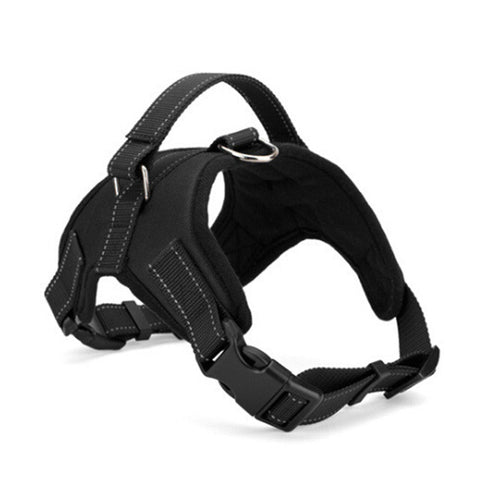 Strong and Adjustable Padded Pet Harness for Small to Large Dogs - FOURPAWPALS