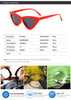 Image of Vintage Retro Stylish Fashion Cat Eye Sunglasses - FOURPAWPALS