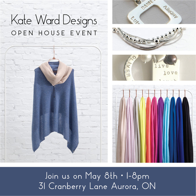Kate Ward Designs Open House Event