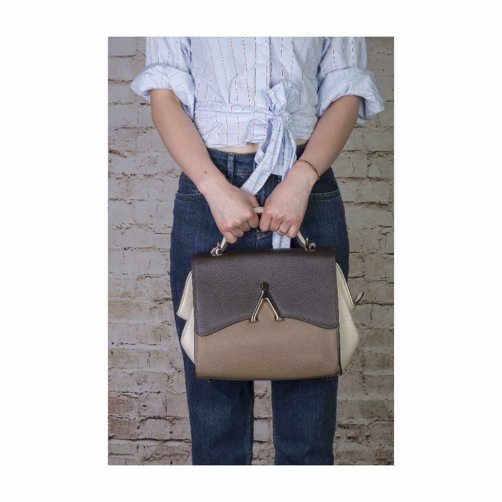 Tessa Italian Leather Handbag