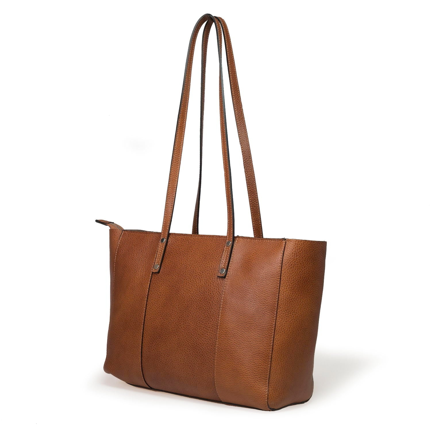 Raticosa Italian Leather Tote