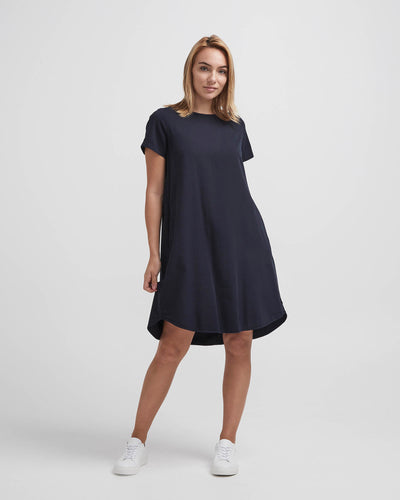 Julie Dress -Navy