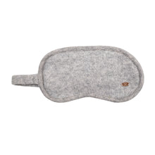 Load image into Gallery viewer, Grey Cashmere Eye mask