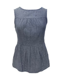 Lee Chambray Top