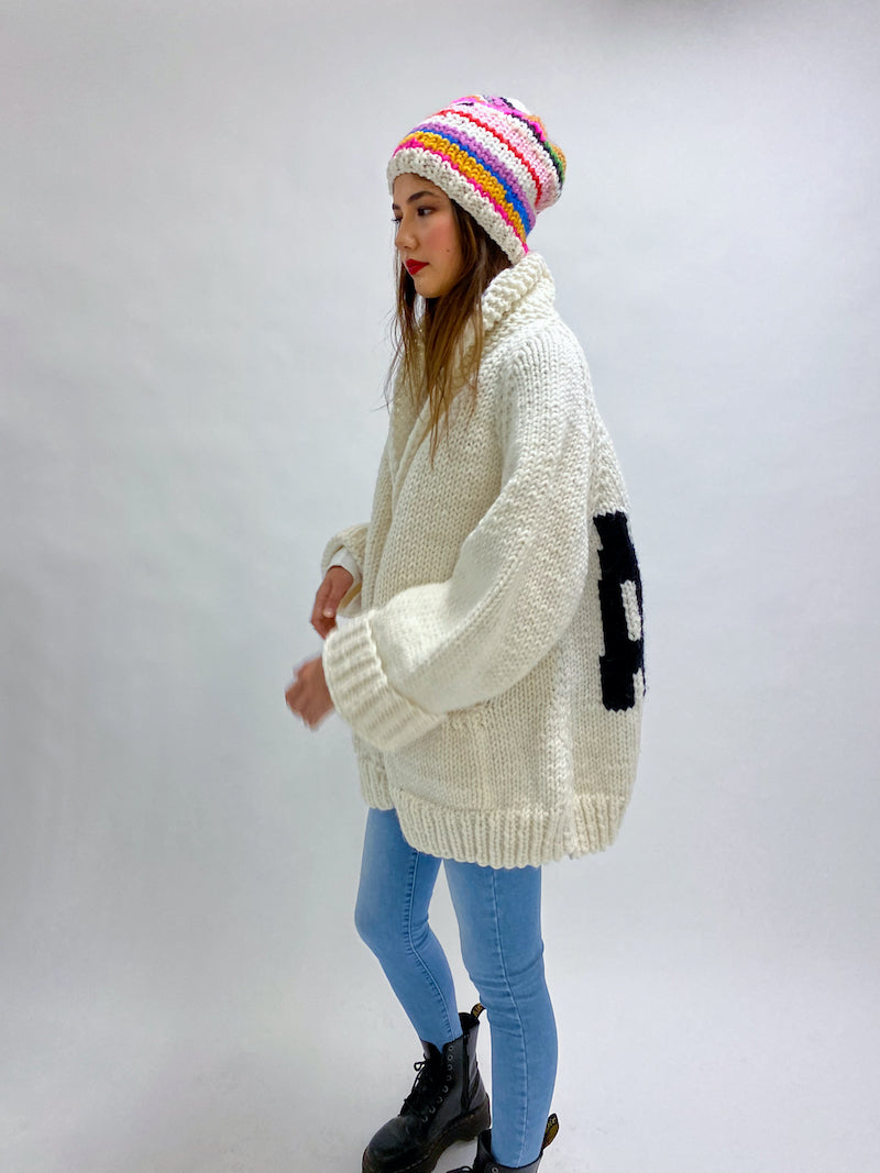The Après Long Loose Jacket