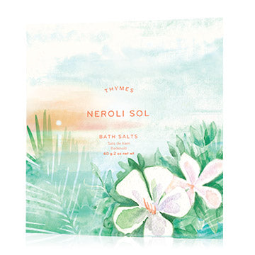 Neroli Sol Bath Salts Envelope