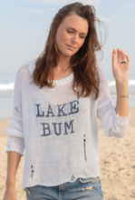 Load image into Gallery viewer, Lake Bum Crew Sweater