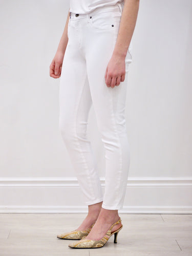 Classic Rise Skinny Ankle Jean