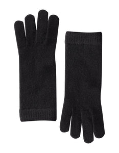 Black Cashmere Gloves