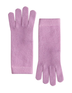 pink Cashmere Gloves