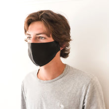 Load image into Gallery viewer, Fashion Face Mask - Mens L Silk
