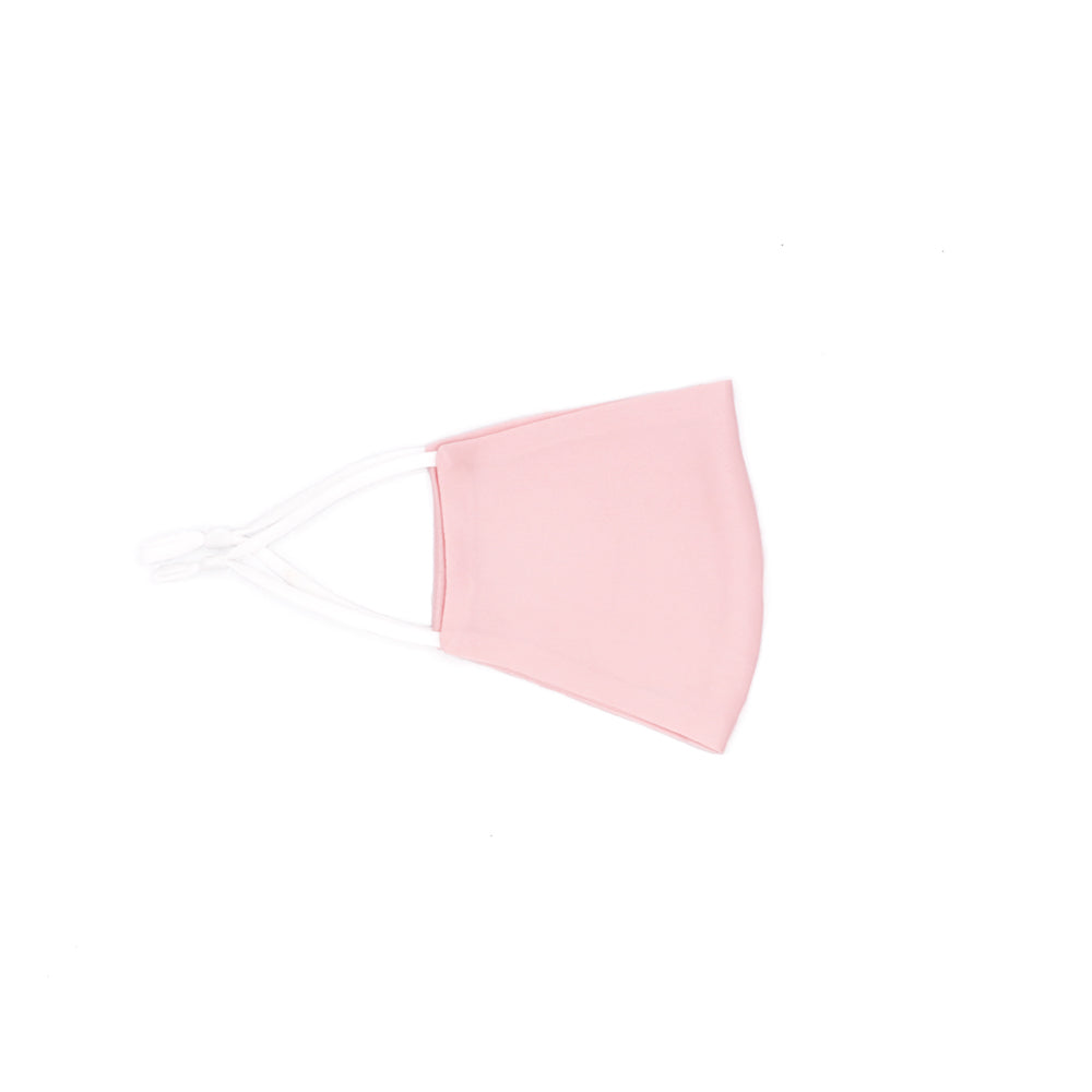 Fashion Face Mask - Pink Silk