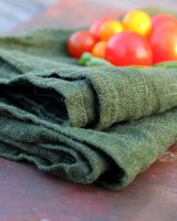 THICK LINEN KITCHEN TOWEL