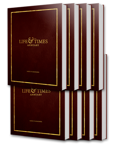 Life & Times Annuary: Passage Edition | 8-Pack