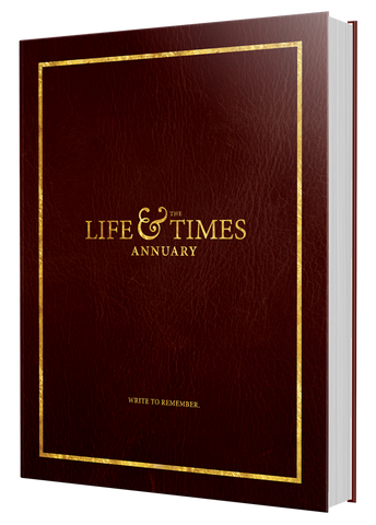 Life & Times Annuary: Passage Edition