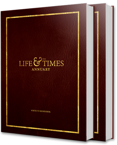 Life & Times Annuary: Passage Edition | Couple's 2-Pack