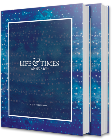 Life & Times Annuary: Odyssey Edition | 2-Pack