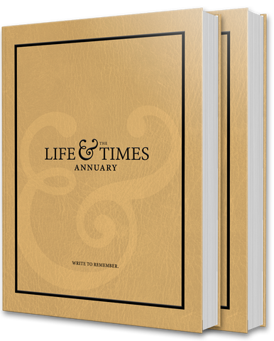 Life & Times Annuary: Sojourn Edition | Couple's 2-Pack