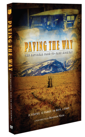 Paving The Way | Autographed Edition