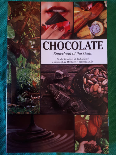 Book - Chocolate, Superfood of the Gods