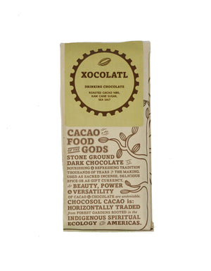Xocolatl | 70% Drinking Chocolate