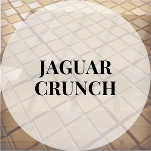 Jaguar Crunch | 75% Dark Albino Cacao