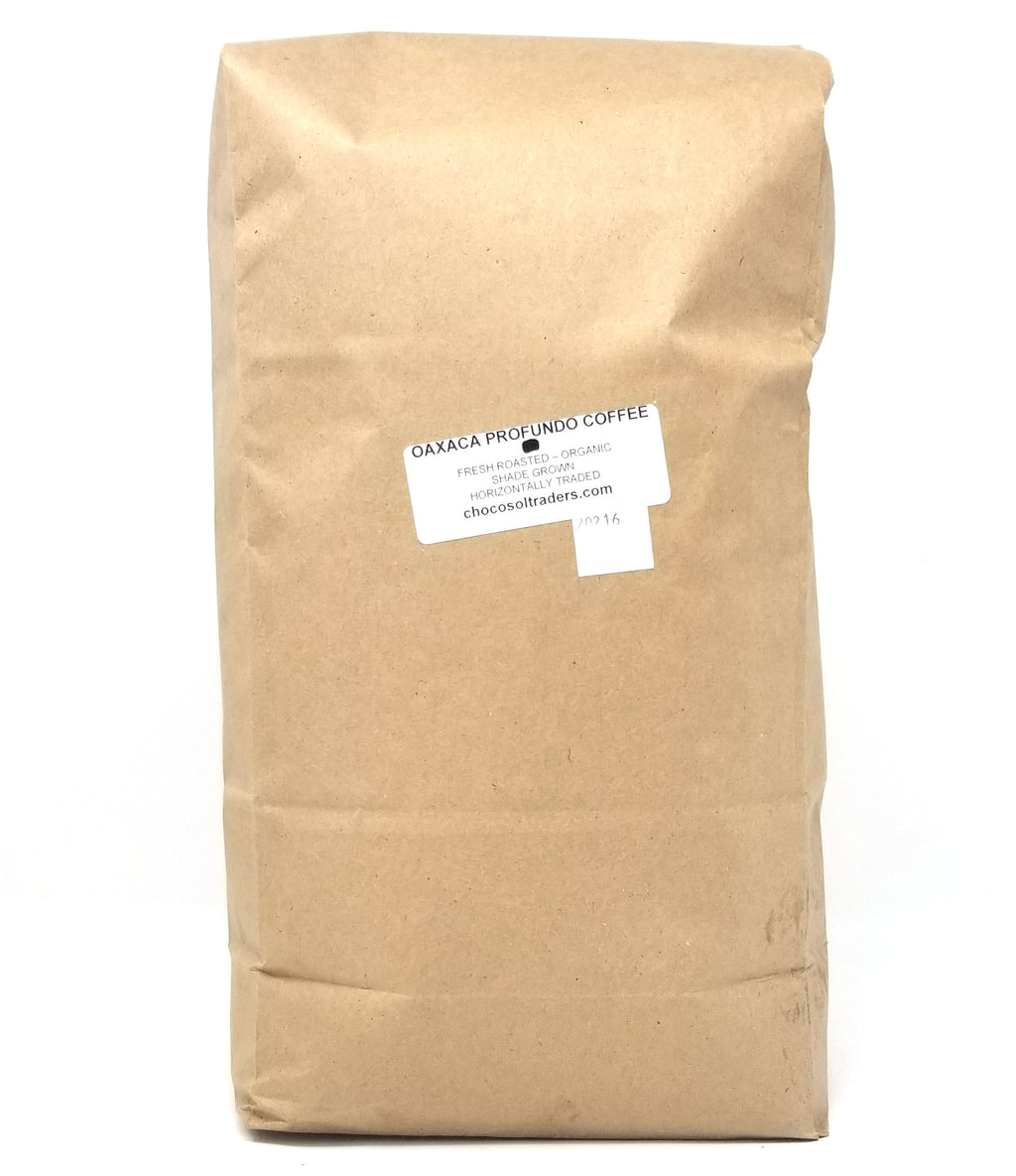 Oaxaca Coffee Beans - 5lb Bulk Deal