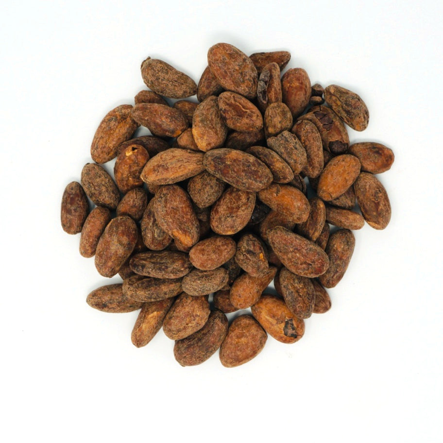 Roasted Cacao Beans | 340g Bag