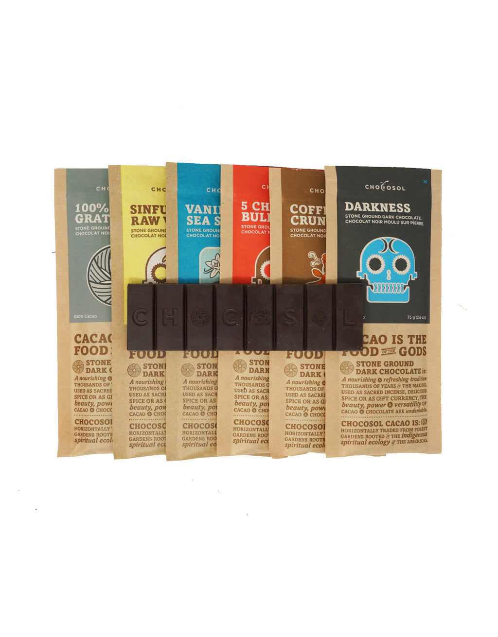 Rustico Collection Variety Pack