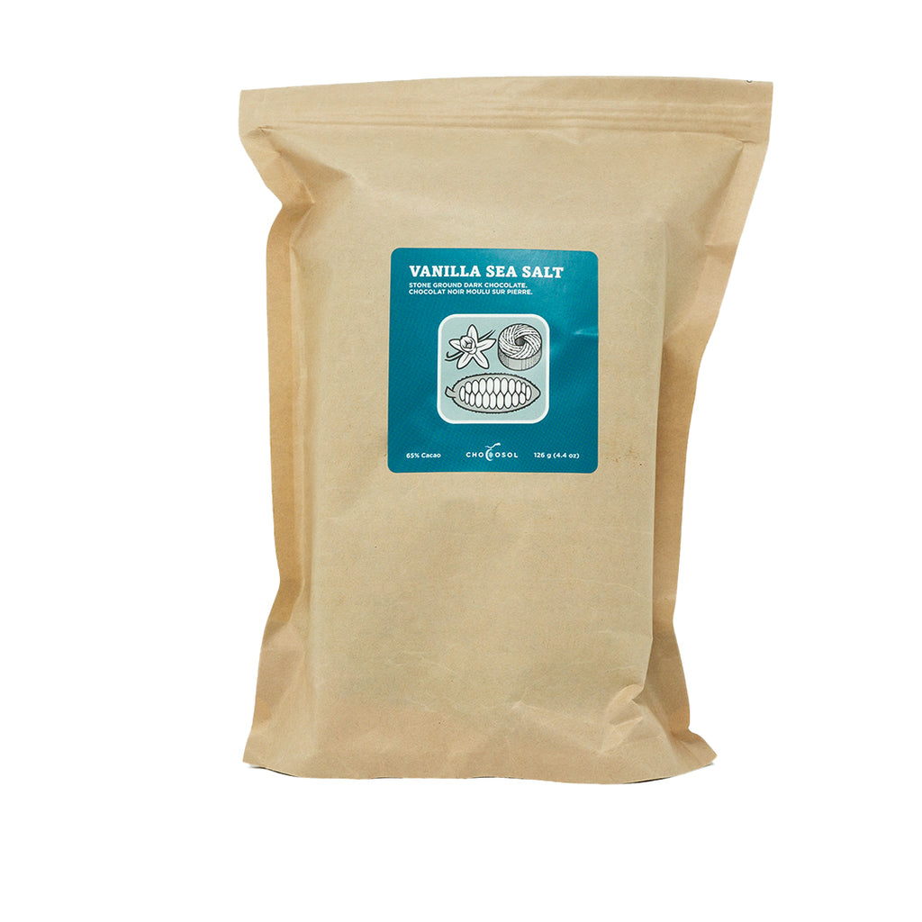 Vanilla Sea Salt | 65% - Stay Home & Stock Up | Bulk Deal