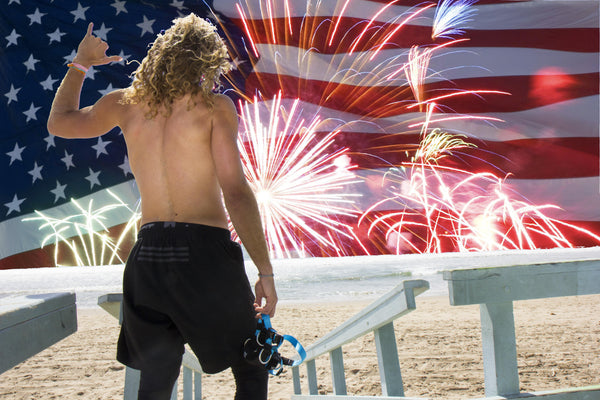 Top 5 So-Cal Spots For Fireworks on The 4th