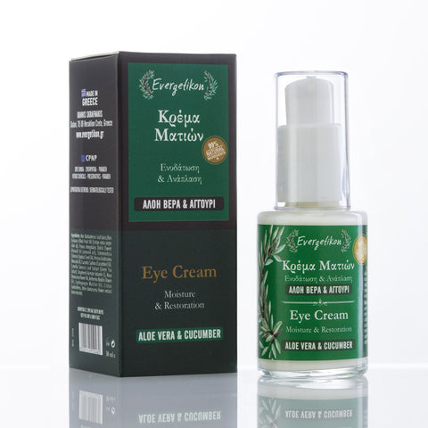 Eye Cream with Aloe and Cucumber, 1.7 oz
