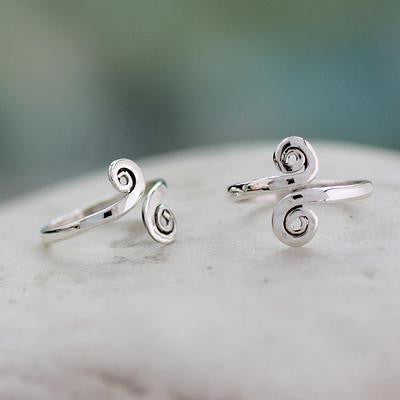 Toe Ring : T6003 Pair